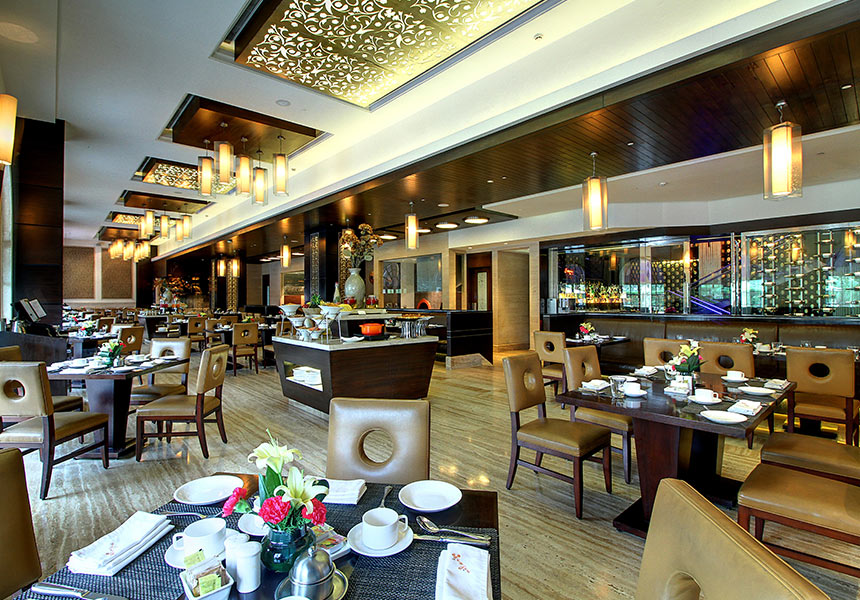 The Melange (World Cuisine Restaurant)